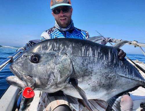 Fishing for GTs (Ulua) in Australia and the South Pacific Islands